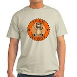 Team Teddy Bear Tee-Shirt Light Colored