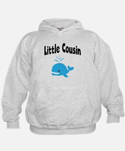 Little Cousin Whale Hoodie