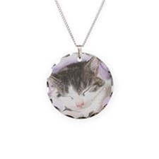 'Lily' Cat Necklace