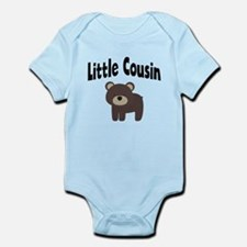 Little Cousin Bear Body Suit