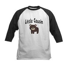 Little Cousin Bear Baseball Jersey