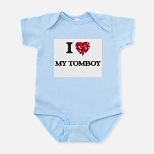 I love My Tomboy Body Suit
