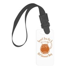 Sweet Tea On A Hot Summer Day Luggage Tag