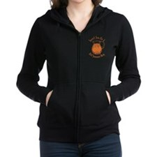 Sweet Tea On A Hot Summer Day Women's Zip Hoodie