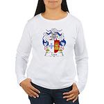 Ledo Family Crest Women's Long Sleeve T-Shirt