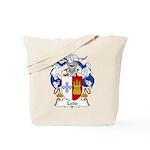 Ledo Family Crest Tote Bag