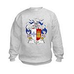 Ledo Family Crest Kids Sweatshirt