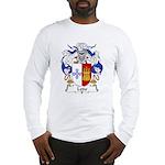 Ledo Family Crest Long Sleeve T-Shirt