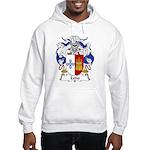 Ledo Family Crest Hooded Sweatshirt