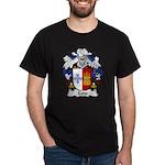 Ledo Family Crest Dark T-Shirt
