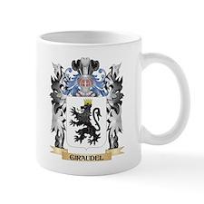 Giraudel Coat of Arms - Family Crest Mugs