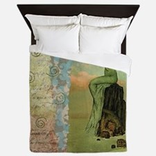 Mystery of the Sea Mermaid Queen Duvet