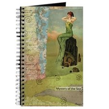 Mystery of the Sea Mermaid Journal