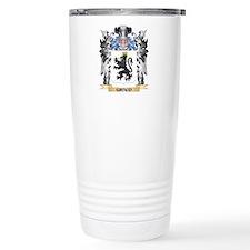 Giraud Coat of Arms - F Travel Mug