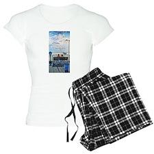 Jones Beach Boardwalk Pajamas