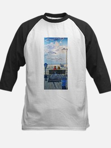 Jones Beach Boardwalk Baseball Jersey