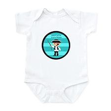 Little Pirate Infant Bodysuit