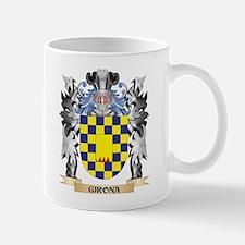 Girona Coat of Arms - Family Crest Mugs