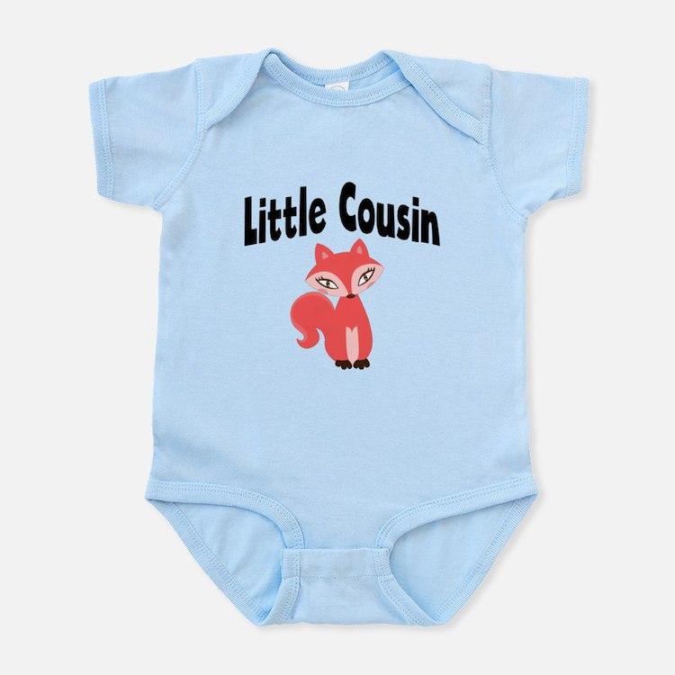 Little Cousin Fox Body Suit