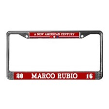 Election 2016 Rubio New License Plate Frame