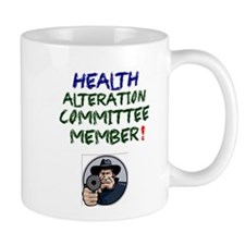 HEALTH ALTERATION COMMITTEE MEMBER! - ASSASSI Mugs