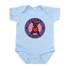 Teddy Bear Love Infant Bodysuit