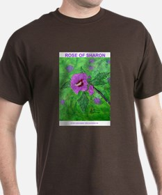 ROSE OF SHARON PAINTING T-Shirt
