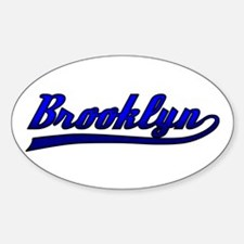 Brooklyn Comic Book Style Decal