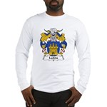 Lafeta Family Crest Long Sleeve T-Shirt