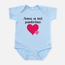 Amo A Mi Padrino Body Suit