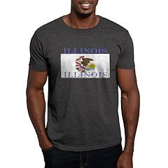 Illinois State Flag T-Shirt