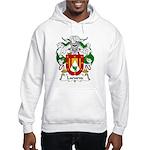 Lacueva Family Crest Hooded Sweatshirt