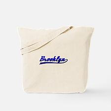Brooklyn Comic Book Style Tote Bag