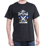 Joanes Family Crest Dark T-Shirt