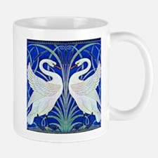 The Swans By Walter Crane Small Small Mug