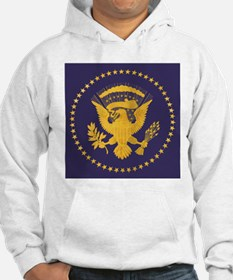 Gold Presidential Seal, VIP, The Hoodie
