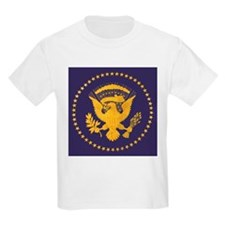 Gold Presidential Seal, VIP, Th T-Shirt