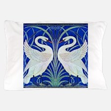 The Swans By Walter Crane Pillow Case