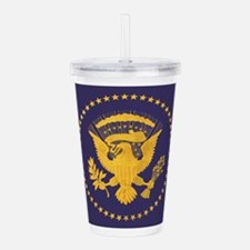 Gold Presidential Seal Acrylic Double-wall Tumbler