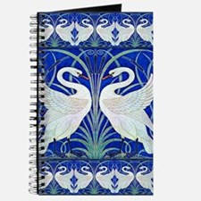 The Swans By Walter Crane Journal
