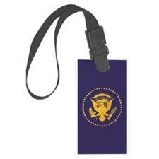 Gold Presidential Seal, VIP, The Luggage Tag