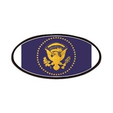 Gold Presidential Seal, VIP, The White House Patch