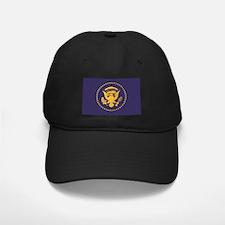 Gold Presidential Seal, VIP, The White H Baseball Hat