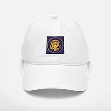 Gold Presidential Seal, VIP, The White House Baseball Baseball Cap