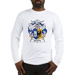 Jacome Family Crest Long Sleeve T-Shirt