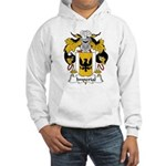 Imperial Family Crest Hooded Sweatshirt