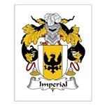 Imperial Family Crest Small Poster
