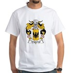 Imperial Family Crest White T-Shirt
