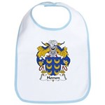 Homen Family Crest Bib