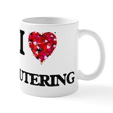 I Love Neutering Mug